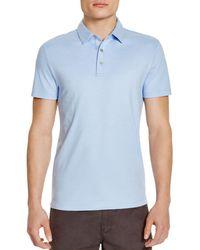Michael Kors - Sleek Slim Fit Polo Shirt - Lyst