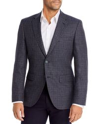 BOSS - Jewels Speckled Solid Regular Fit Sport Coat - Lyst