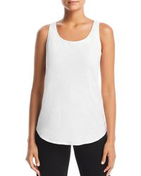 Eileen Fisher - System Organic-cotton Tank - Lyst