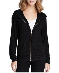 Wildfox - Basic Solid Track Suit Hoodie - Lyst