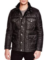 Burberry - Garrington Elevated Quilted Jacket - Lyst