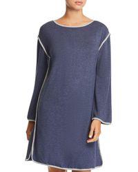 Naked - Butterknit Seamed Sleepshirt - Lyst