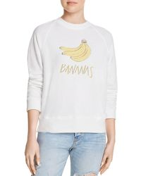 Joie - Jaxson Banana Sweatshirt - Lyst