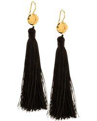 Gorjana - Leucadia Tassel Earrings - Lyst