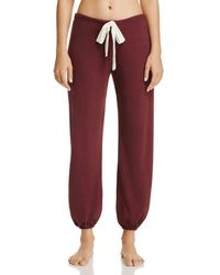 Eberjey - Heather Lounge Trousers - Lyst