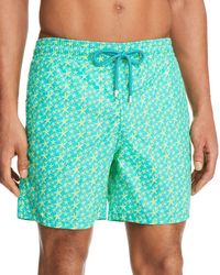 Vilebrequin - Moorea Swim Trunks - Lyst