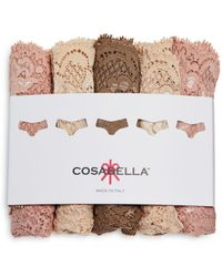 Cosabella - Set Of 5 - Lyst