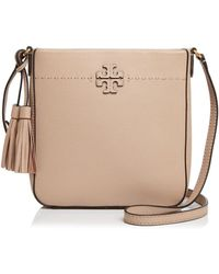 Tory Burch - Mcgraw Leather Swingpack - Lyst