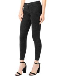 Liverpool Jeans Company - Penny Skinny Jeans In Black - Lyst