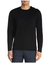 The Kooples - Mix Long Sleeve Tee - Lyst