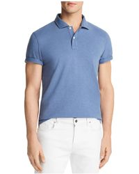 Bloomingdale's - Slub Jersey Enzyme Wash Classic Fit Polo - Lyst
