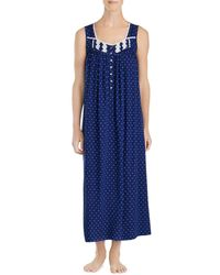 Eileen West - Sleeveless Ballet Nightgown - Lyst