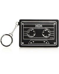 MCM - Cassette Leather Card Case - Lyst