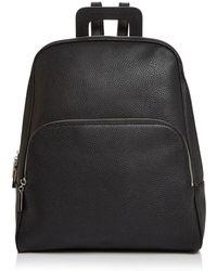 TMRW STUDIO - Robert Leather Backpack - Lyst