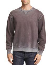 7 For All Mankind - Vintage-wash Sweatshirt - Lyst