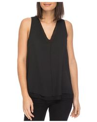 B Collection By Bobeau - Ulani Layered Tank - Lyst