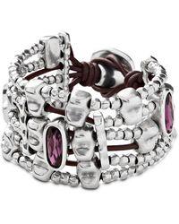Uno De 50 - Stronger Bracelet - Lyst