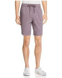 Katin - Cotton Drawstring Shorts - Lyst