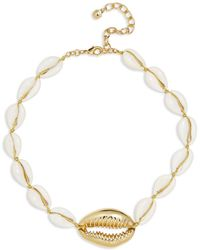 BaubleBar - Caicos Statement Necklace - Lyst