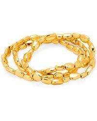 Gorjana - Avery Beaded Bracelets - Lyst