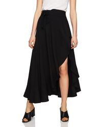 1.STATE - Maxi Wrap Skirt - Lyst