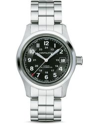 Hamilton - Khaki Field Automatic Watch - Lyst