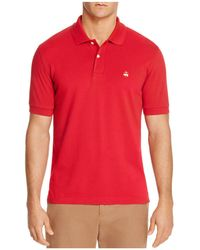 Brooks Brothers - Slim Fit Pique Polo Shirt - Lyst