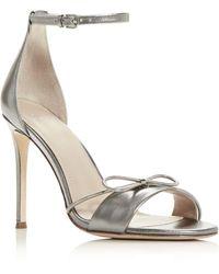 Pour La Victoire - Women's Elanna Ankle Strap High-heel Sandals - Lyst