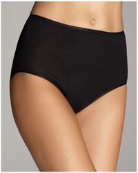 Hanro - Cotton Seamless Full Briefs - Lyst