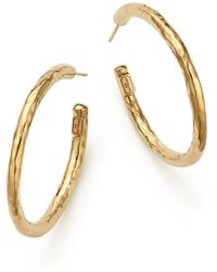 Ippolita | 18k Yellow Gold Glamazon #3 Hoop Earrings | Lyst