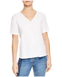 Sandro - Brother Lace-back Top - Lyst