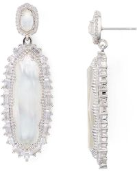 Kendra Scott - Kalina Earrings - Lyst