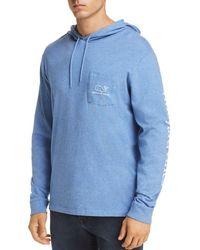 Vineyard Vines - Long-sleeve Logo-print Hooded Tee - Lyst