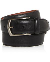 Trafalgar - Men's Antonio Leather Belt - Lyst
