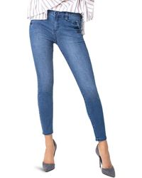 Liverpool Jeans Company - Abby Sailor Ankle Skinny Jeans In Medway - Lyst