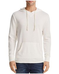 Alternative Apparel - School Yard Pigment-dyed Hooded Sweatshirt - Lyst