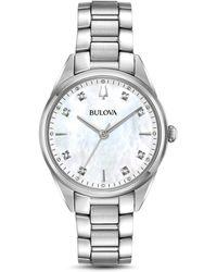 Bulova - Classic Sutton Watch - Lyst