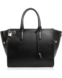 Zadig & Voltaire | Muse Leather Satchel | Lyst
