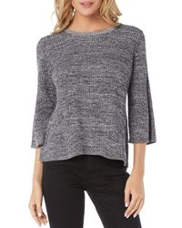 Michael Stars - Marled Swing Sweater - Lyst