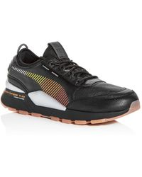 00a9c7ff19370b PUMA - X Roland Men s Rs-0 Leather Lace Up Trainers - Lyst
