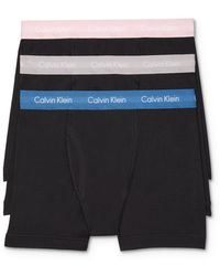Calvin Klein - Cotton Stretch Boxer Briefs - Lyst