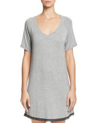 Honeydew V - Neck Sleepshirt