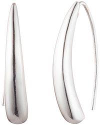 Ralph Lauren - Lauren Threader Drop Earrings - Lyst