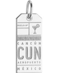 Jet Set Candy - Mexico Cun Luggage Tag Charm - Lyst