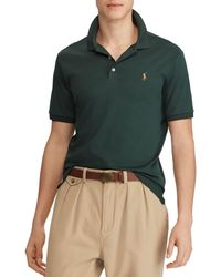 Polo Ralph Lauren - Polo Classic Fit Soft-touch Polo Shirt - Lyst