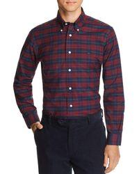 Brooks Brothers - Plaid Slim Fit Button-down Oxford Shirt - Lyst