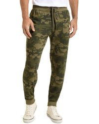 2xist - Banded Ankle Terry Joggers - Lyst