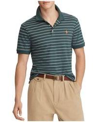 Polo Ralph Lauren - Polo Custom Slim Fit Jersey Polo Shirt - Lyst