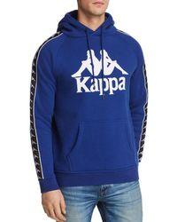 Kappa - Hurtado Logo Hoodie - Lyst