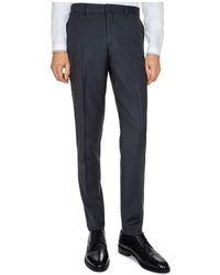 The Kooples | Classic Super 130s Slim Fit Trousers | Lyst